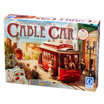San Francisco Cable Car Board Game